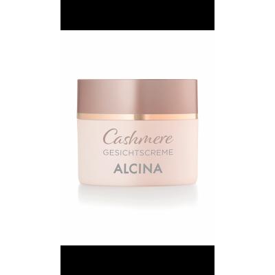 Увлажняющий крем для лица с кашемиром Alcina Cashmere Face Cream
