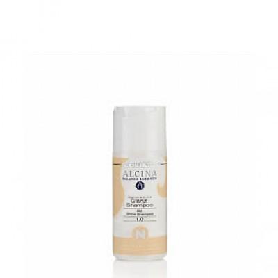 Шампунь для блеска волос Alcina Mildez Glanz-Shampoo 1.0