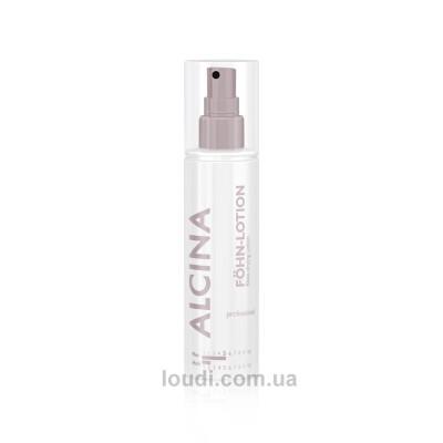 Лосьон-универсал Alcina для сушки волос феном