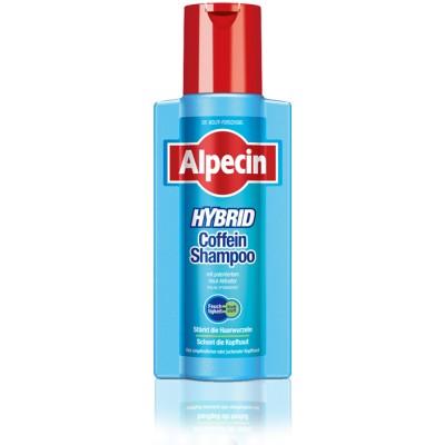 Шампунь для сухой и чувствительной кожи Alpecin Hybrid Shampoo
