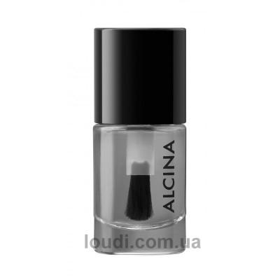 Лак-основа для покрытия ногтей Alcina Brilliant Top & Base Coat