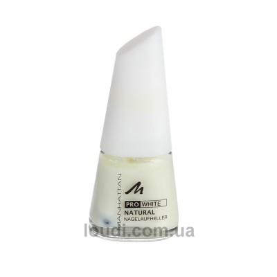 Лак для ногтей отбеливающий Whitening nail polish
