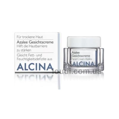 Укрепляющий дневной крем с Азалией Alcina Facial Cream Azalea