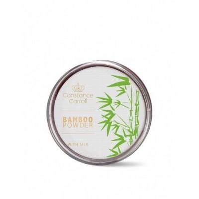 Компактная бамбуковая пудра для лица Constance Carroll Bamboo Compact Powder