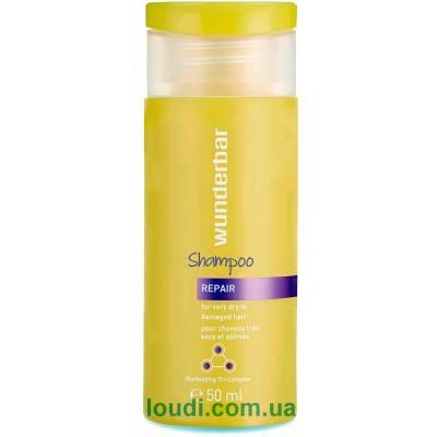 Шампунь восстанавливающий Wunderbar Repair Shampoo