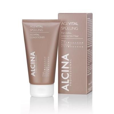 Ополаскиватель для зрелых, истончающихся волос Alcina Age Vital Conditioner