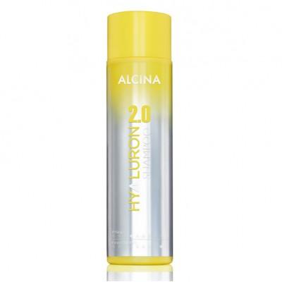 Увлажняющий шампунь с гиалуроном Alcina Hyaluron 2.0 Shampoo