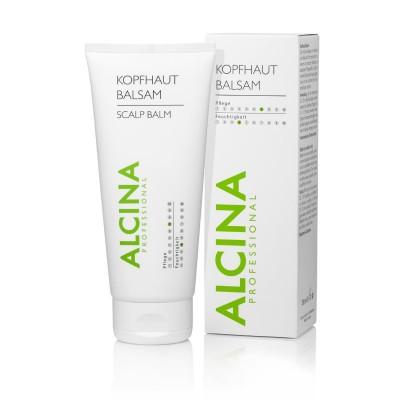 Бальзам для чувствительной кожи головы  Alcina Skin Scalp Balm