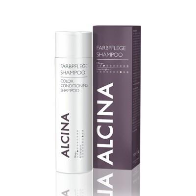 Ухаживающий шампунь для окрашенных волос Care Alcina Color Conditioning Shampoo