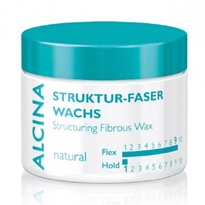 Воск волокнистый  Alcina Structure String Wax
