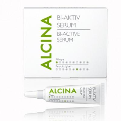 Сыворотка би-активная Bi-Aktiv Serum для кожи головы Alcina Bi-Active Serum