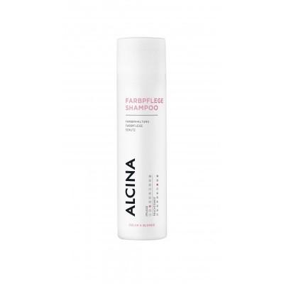 Ухаживающий шампунь для окрашенных волос Alcina Color Conditioning Shampoo
