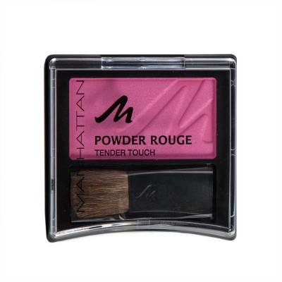 Румяна компактные Manhattan Powder Rouge