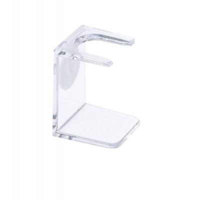 Подставка для помазка акриловая Barburys Shaving Brush Holder Plexi