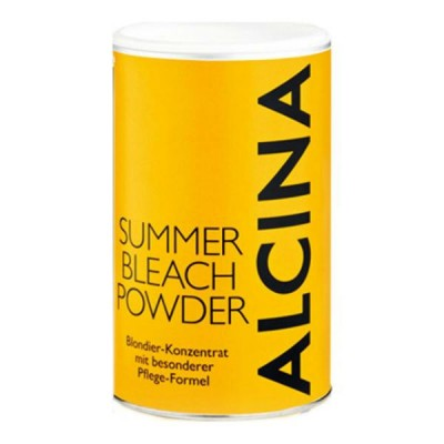 Средство для обесцвечивания и мелирования волос Alcina Summer Bleach Powder