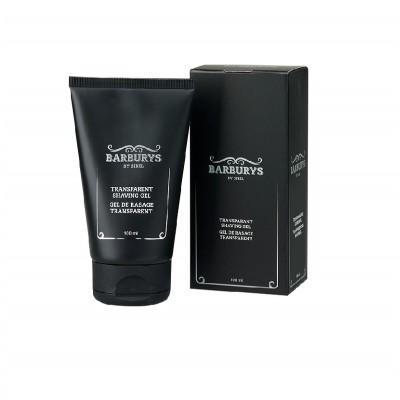 Гель для точного бритья Barburys Transparant Shaving Cream