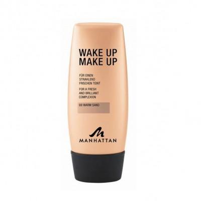Тональный крем утренний Manhattan Wake up Make up