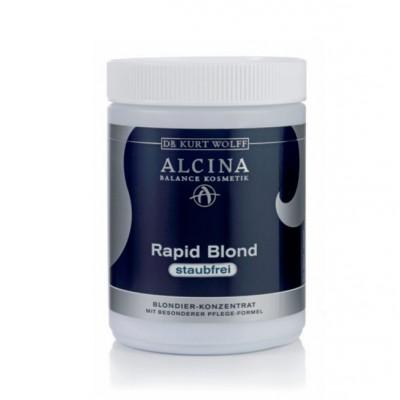 Пудра для обесцвечивания волос Alcina Rapid Blond Powder