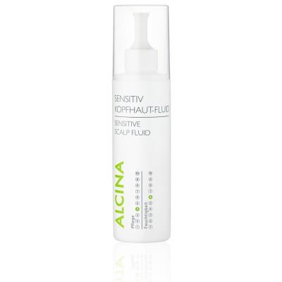 Флюид для чувствительной кожи головы Alcina Sensitiv Fluid