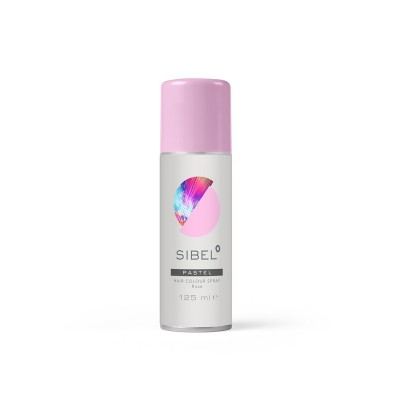 Тонирующий спрей-краска для волос Sibel Color Spray Pastel