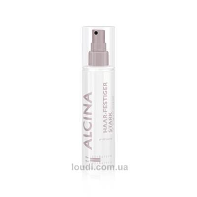 Лосьон - основа для вечерних причесок сильной фиксации Alcina Hair Styling Lotion Strong