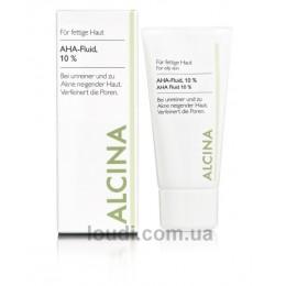 AHA-флюид Alcina 10%
