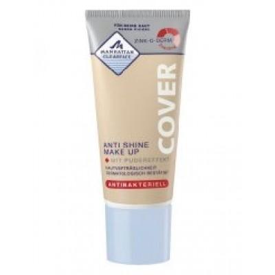 Матирующий тональный крем Manhattan Clearface Anti Shine Make Up
