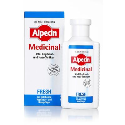 Тоник витализирующий для кожи головы Alpecin Medicinal Fresh Tonic