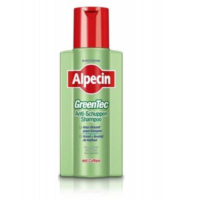 Шампунь от жирной перхоти Alpecin Greentec Shampoo