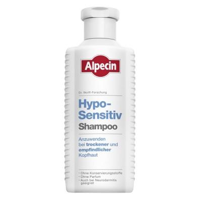 Успокаивающий шампунь для сухой и чувствительной кожи головы Alpecin Hypo-Sensitive Shampoo
