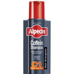 Шампунь с кофеином Alpecin C1 против выпадения волос у мужчин