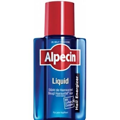 Тоник с кофеином от выпадения волос у мужчин Alpecin Caffeine Liquid
