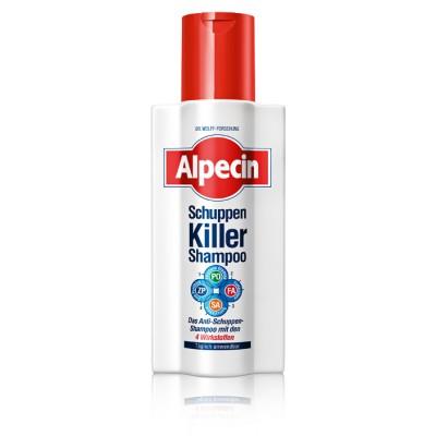 Шампунь против перхоти Alpecin Dandruff Killer Shampo