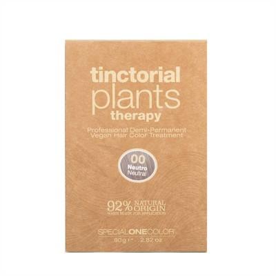 Натуральная растительная краска для волос Specialonecolor Tinctorial Plants Therapy Vegan Hair Color Treatment