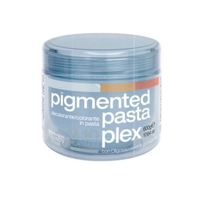 Осветляющая пигментная паста-плекс Trendy Hair Pigmented Pastaplex
