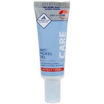 Антибактериальный гель от комедонов Manhattan Clearface Pickel Gel