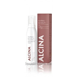 Пена Alcina Care Factor 1 восстанавливающая