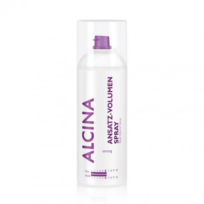Спрей для объема корней сильной фиксации Alcina Root Volume Spray Aerosol