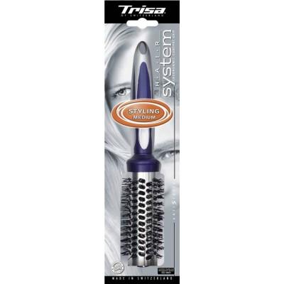 Щетка для укладки феном большая Trisa Hair Brush Big