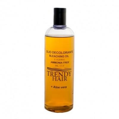 Безаммиачное осветляющее масло Trendy Hair Bleaching Oil