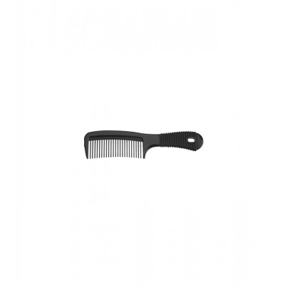 Гребень резиновый Sibel Heavy Handled Comb Rubber Grip