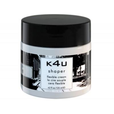 Крем - Шейпер для укладки непослушных волос подвижной фиксации  Kolor4You Shaper-Flexible Cream
