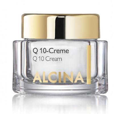 Крем укрепляющий с Q10  Alcina E Q10 Cream