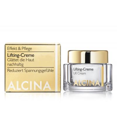 Разглаживающий лифтинг-крем для лица  Alcina Lift Cream