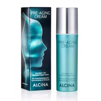 Крем, предупреждающий старение кожи Alcina Pre-Aging Cream