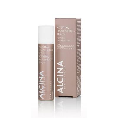 Энергетическая сыворотка для зрелых волос Alcina Age Vital Hair Energie-Serum