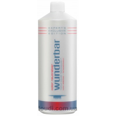 Нейтрализатор  Wunderbar Color Neutralizer