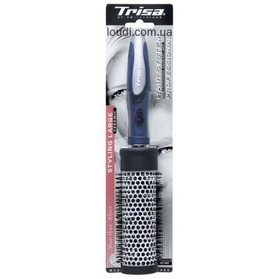 Щетка для укладки круглая Trisa Hair System Professional Brush