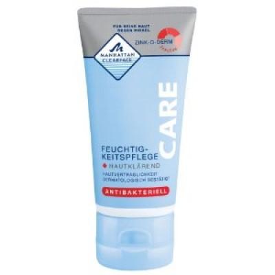 Увлажняющий матирующий крем для лица Manhattan Clearface Feuchtigkeitspflege