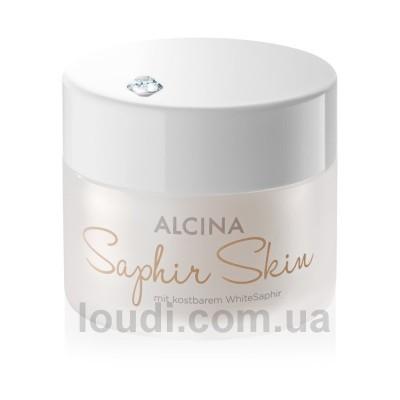 Антивозрастной бальзам для лица Сапфир Alcina Saphir Skin Facial Anti-Age Cream